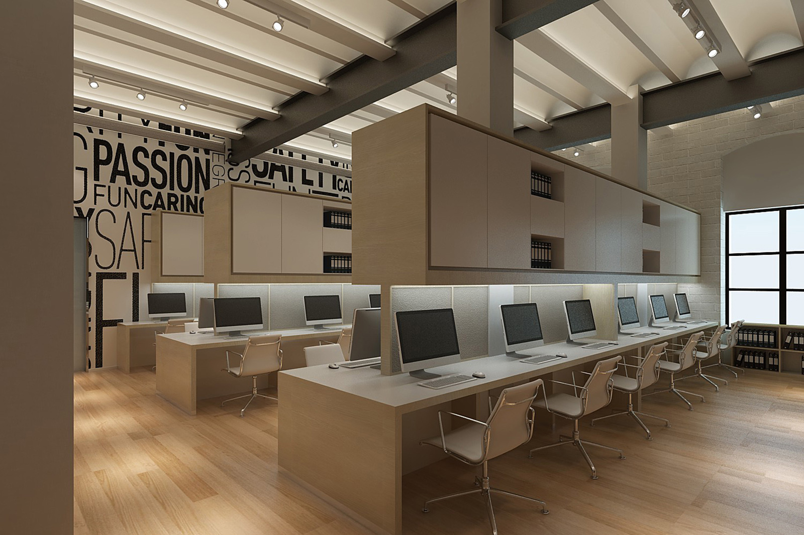 Being Human Office Design